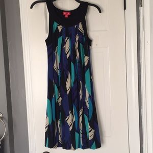 Elle sleeveless dress